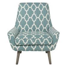 Aqua Accent Chair Poppy Accent Chair Filigree Aqua Barn Living Room