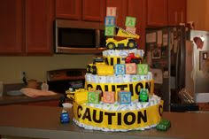 construction baby shower construction theme cake ideas for baby shower theme