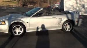 mustang for sale by owner for sale 2003 ford mustang gt convertible 1 owner stk 20414a
