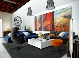 plain decoration art for living room extremely creative large wall