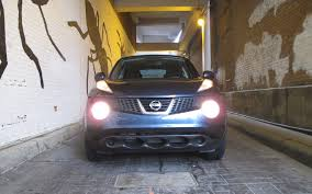 nissan juke xenon headlights 2011 nissan juke sv fwd m t four seasons update march 2012