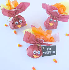 thanksgiving toys turkey treat bags with printable tags thanksgiving holidays and