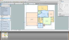 Home Design 2d Free by House Design Software Draw Great Looking Floor Plans For The