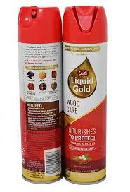 amazon com scott s liquid gold aerosol wood cleaner amazon com scott s liquid gold aerosol wood cleaner preservative 10 oz home kitchen