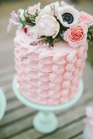 2014 wedding cake trends 4 soft coloured cakes bridal musings