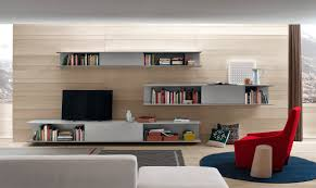 contemporary tv wall unit wooden online by decoma design jesse