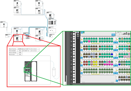 Patch Panel Label Template Excel Patch Panel Management And Mapping Software Networking