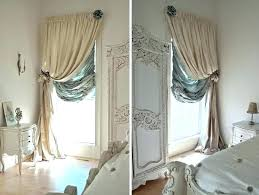 best way to hang curtains different ways to hang window scarves idahoaga org