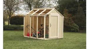 How To Build A Simple Wood Storage Shed by Top 10 Best Garden Sheds