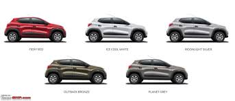 renault kuv budget hatchback war renault kwid vs the others team bhp
