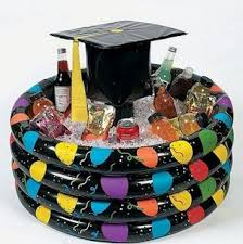 senior graduation party ideas this can fill with sodas and water for high school