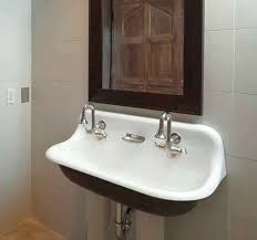 bathroom sinks and faucets ideas vintage wall mount sink tbya co