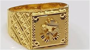 gold rings design for men men gold rings design