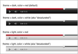 youtube color code modify the youtube player color and theme ghacks tech news