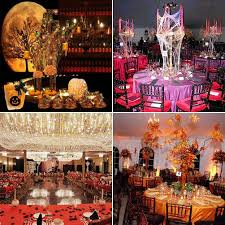 Halloween Wedding Centerpieces Pictures by 64 Best Halloween Wedding Images On Pinterest Halloween Weddings