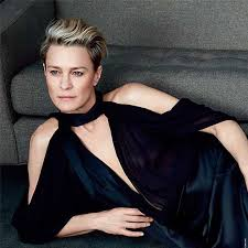 house of cards robin wright hairstyle robin wright on marriage and the claire underwood haircut