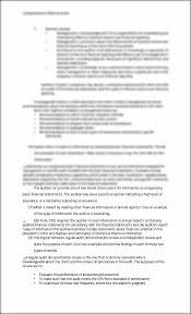 Audit Engagement Letter Sample Philippines The Auditor Can Provide One Of Two Levels Of Assurance For