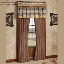 Rust Comforter Set Montaneros Southwest Striped Comforter Bedding By J Queen New York