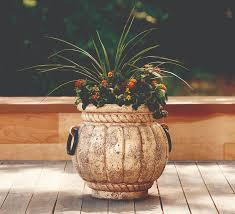 Flower Pot Arrangements For The Patio Pots Planters U0026 Containers Southern Patio