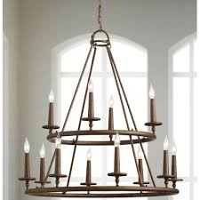 Candle Style Chandelier Laurel Foundry Modern Farmhouse Shayla 8 Light Candle Style