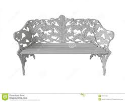 Outside Benches Home Depot by Furniture Custom Wrought Iron Bench For Your Garden Furniture