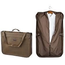 porta abito grande valigia porta abiti con maniglia e tracolla