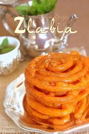 recette cuisine orientale recette de zlabia ou zlabya une patisserie orientale au miel de