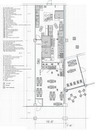 Restaurant Floor Plan With Dimensions Kitchen Restaurant Equipment Layout Uotsh
