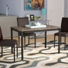 modern kitchen table modern contemporary kitchen dining tables you ll love wayfair