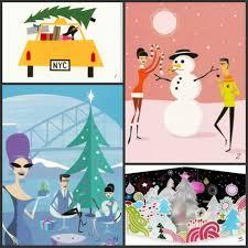 moma christmas cards stuff i christmas stuff i cards
