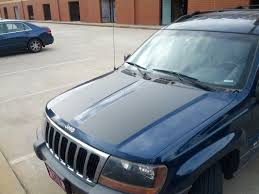 jeep grand cherokee blackout new blackout hoods for jeep grand cherokee wj 1999 2004 alphavinyl