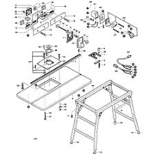 bosch router table accessories bosch router table parts model 0603999039 sears partsdirect