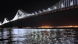 Bay Bridge Light Show Leo Villareal Bay Lights Youtube