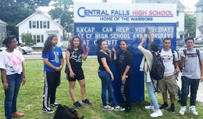 central falls high school yearbook 2015 crusader walkathon photos the college crusade of
