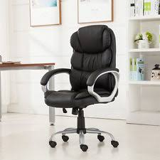 Leather Armchair Ebay Leather Executive Chair Ebay