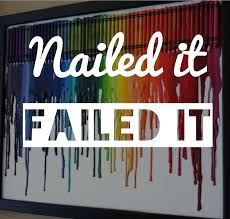 Home Design Fails Crayon Melting Canvas Art Nailed It Failed It Ep 1 Youtube