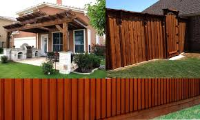 Texas Custom Patios Fence Company Strong Fence And Deck Plano Tx