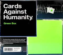cards against humanity where to buy new cards against humanity blue and green boxes