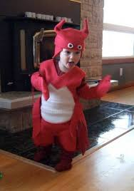 Lobster Costume 9 Cute Baby Costumes U2013 Dollar Store Crafts