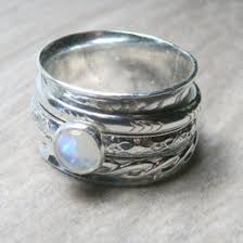 worry ring silver ring ideas collections