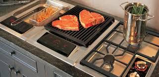 Wolf Gas Cooktops Gaggenau Appliances Vario Modular Cooktops
