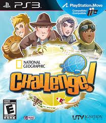 challenge ps3 amazon com national geographic challenge move playstation 3