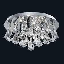 stylish ceiling crystal chandelier ceiling mounts crystal amp semi