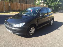 peugeot 206 1 4 diesel manual 2004 quick sale in finsbury park