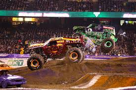 grave digger monster truck fabric monster jam 2016 si com