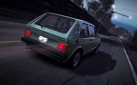 green volkswagen golf image carrelease volkswagen golf mk1 gti green 3 jpg nfs world