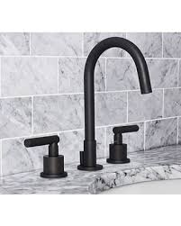 Huge Deal On Exton Lever Handle Widespread Bathroom Faucet Antique Antique Bronze Bathroom Fixtures