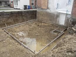 master suite addition u0026 remodel excavation u0026 footings