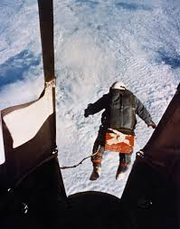 space diving wikipedia
