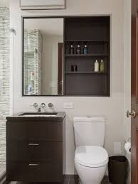 Small Bathroom Cabinet With Mirror 40 Stylish And Functional Small Bathroom Design Ideas Toilet